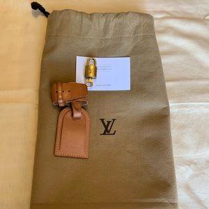 Authentic Louis Vuitton Accessories